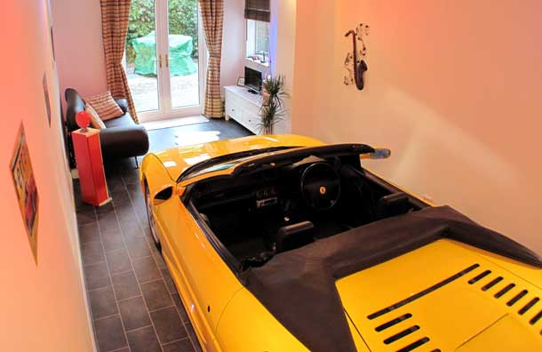 inspiring modern garage plans for urban people living space housebeauty. Black Bedroom Furniture Sets. Home Design Ideas