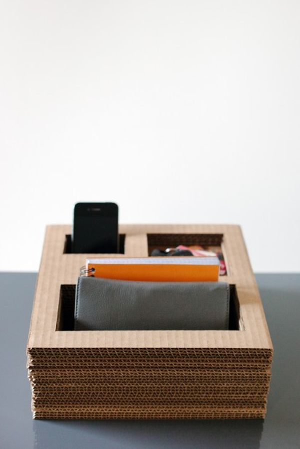 Cardboard DIY Craft