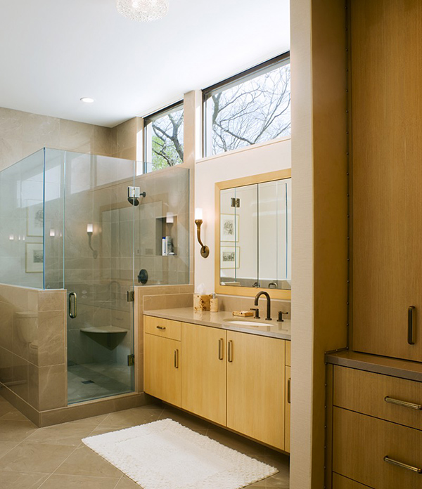 Connecticut Home Bathroom