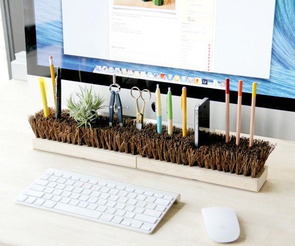 Easy Office Desk Organizer