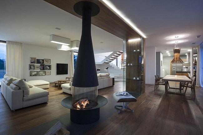 Edge House Ground Floor Interior