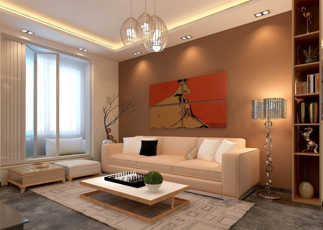 Elegant Lighting Living Room Ideas