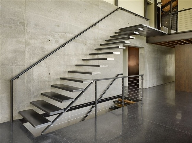 Incredible Floating Staircases for Your Home