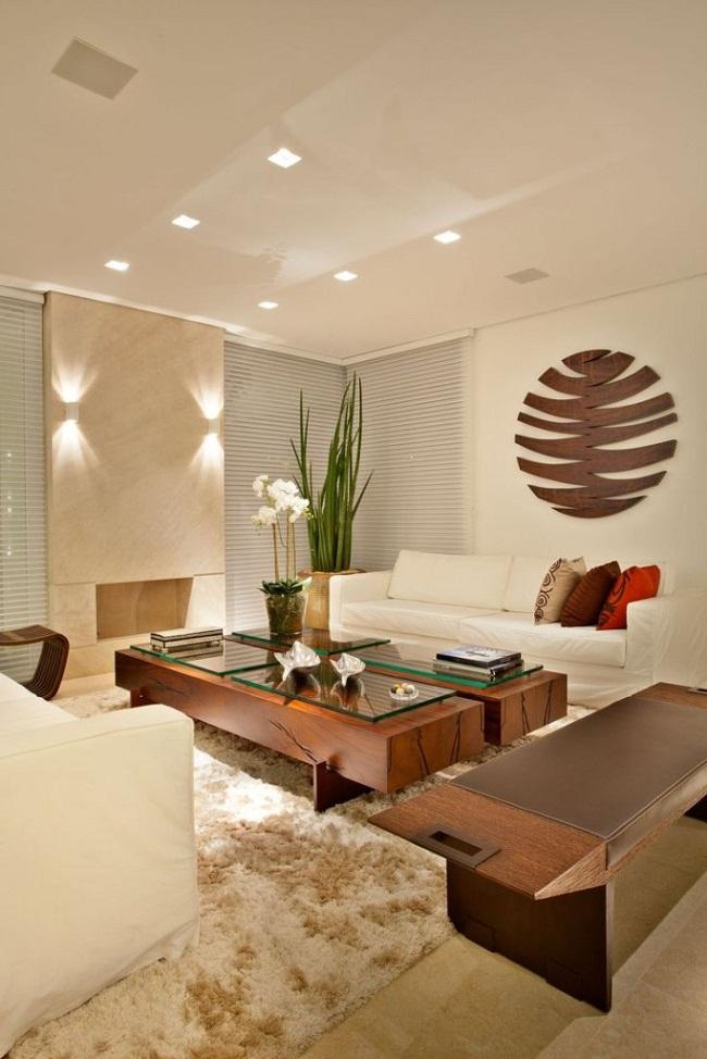 Masive Wood Furniture for Living Room