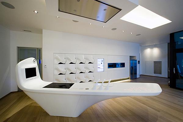 Spectacular Designed Modern Kitchen