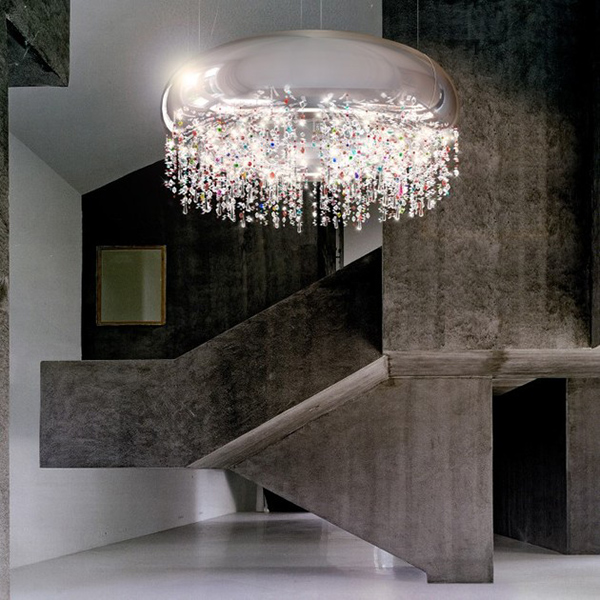 Stunning Dipped Chandeliers