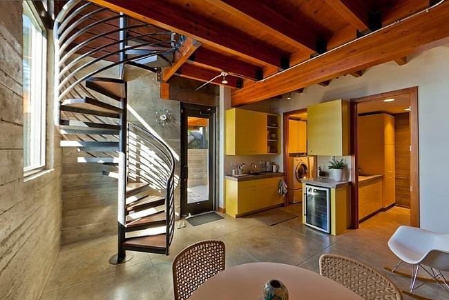 Stunning Spiral Staircase Design