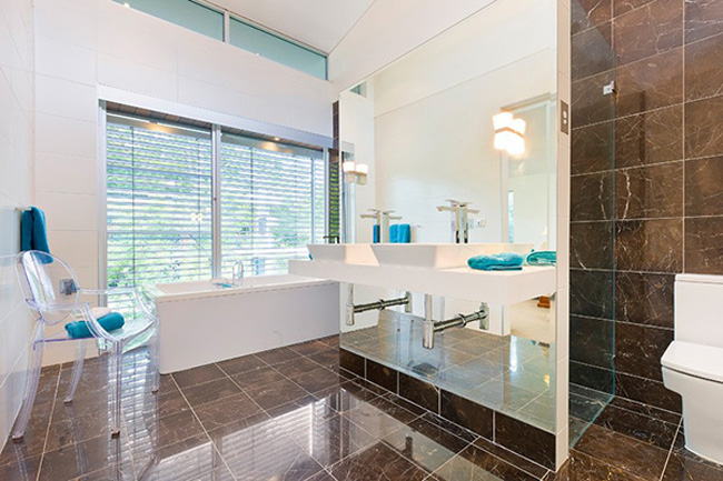 Wahroonga House Bathroom