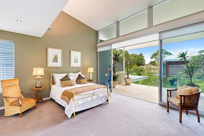 Wahroonga House Bedroom