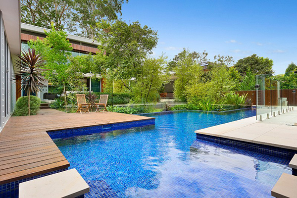 Wahroonga House Swimming Pool