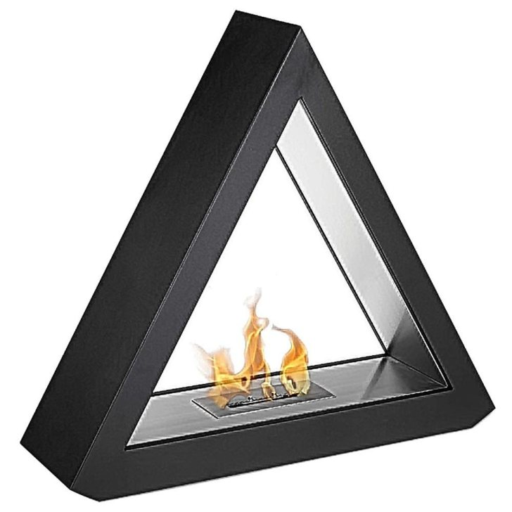 Triangle Portable Fireplace
