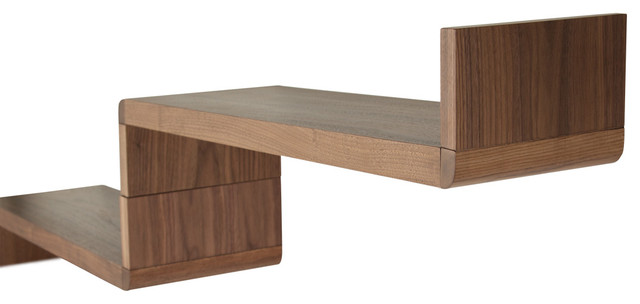 Amazing Walnut Multi Utility Shelf