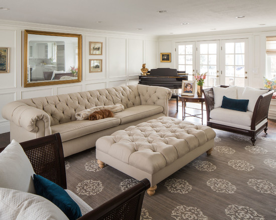 Classic Home Remodel with Stylish and Stunning Interior ...