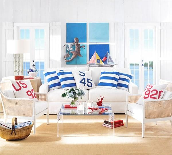 Bold and Bright Glass Coffee Table Center the Living Room