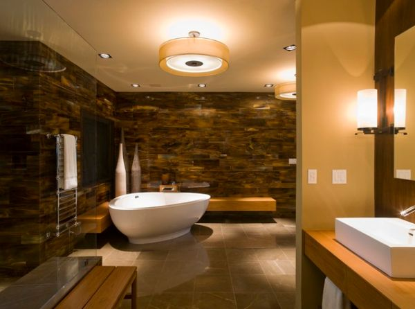 Elegant Bathroom Seating Ideas