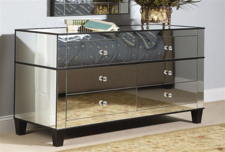Mirrored Drawer