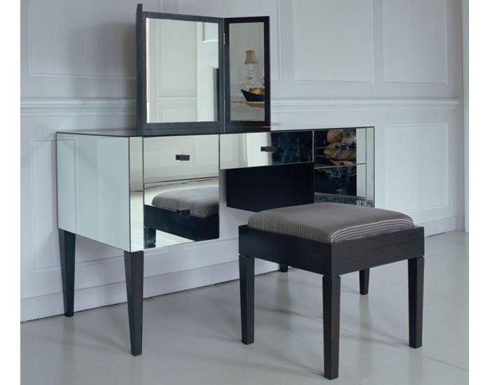 Mirrored-Dressing-Table