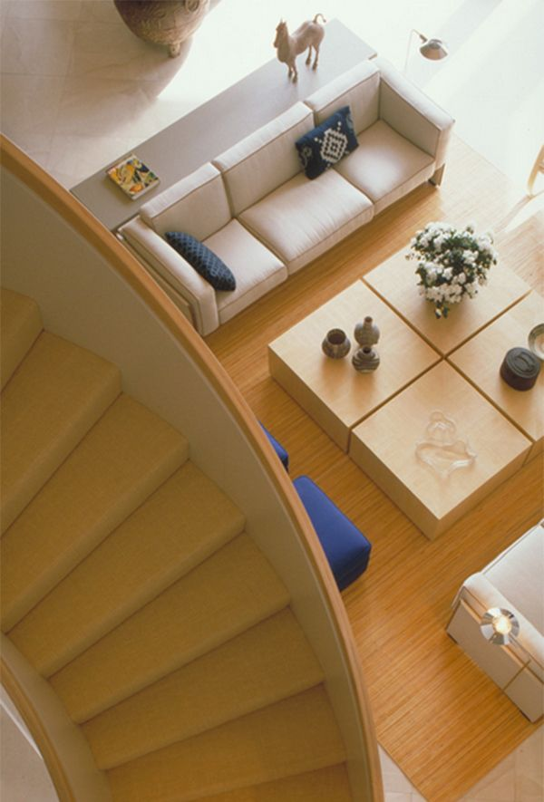 Modular Square Coffee Table