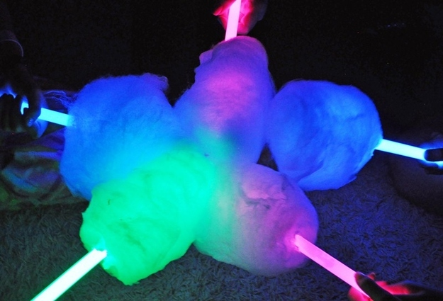 Glowing Cotton