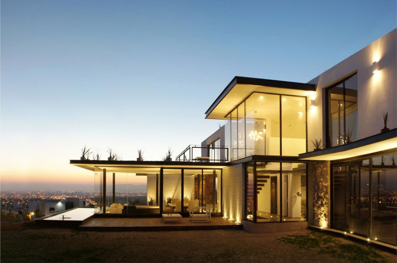 Enormous Modern Residence Designs Of Acill Atem House