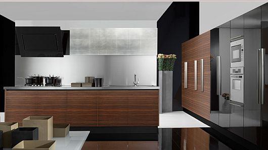 Elegant Modern Kitchen Design Collections Beautifying Kitchen