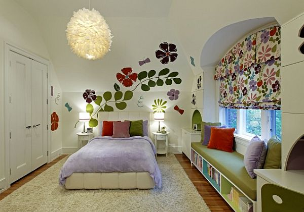 Fantastic Kid Room Decoration That Make Imaginations Come