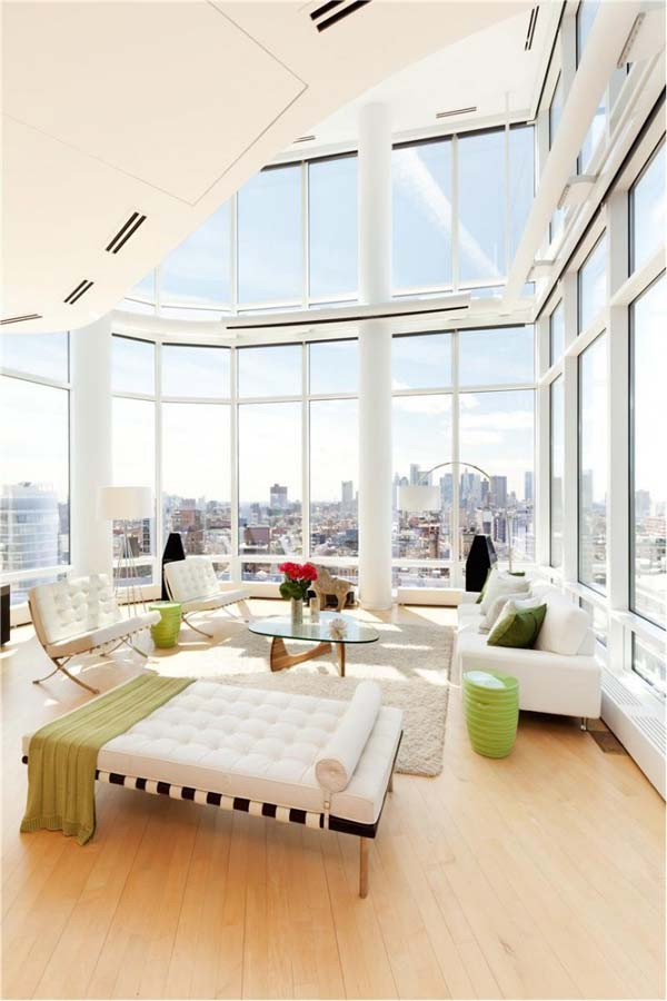 Great Penthouse Apartment Design Bringing Your Dream With