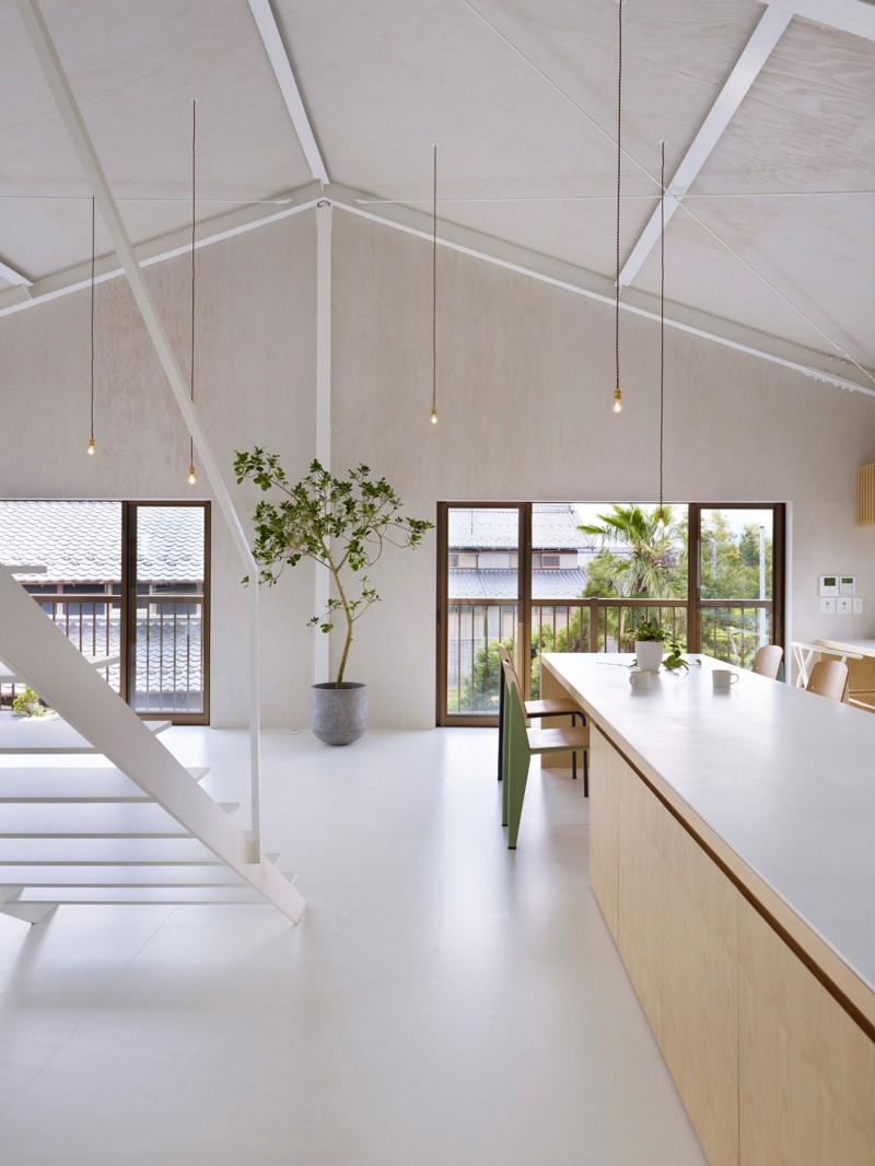 Homely Interior For Room Of Japanese Residence Housebeauty
