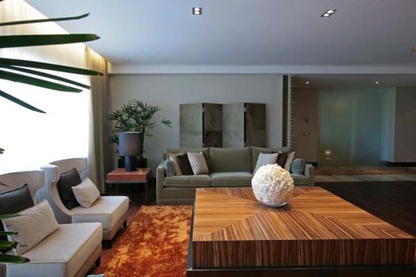 Attractive wooden interior design that bring symphony of - Harmony in interior design ...