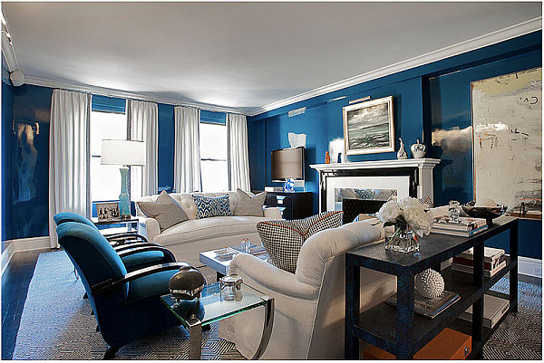 blue paint colors for living room walls astonishing beautiful interior design ideas displaying 27747