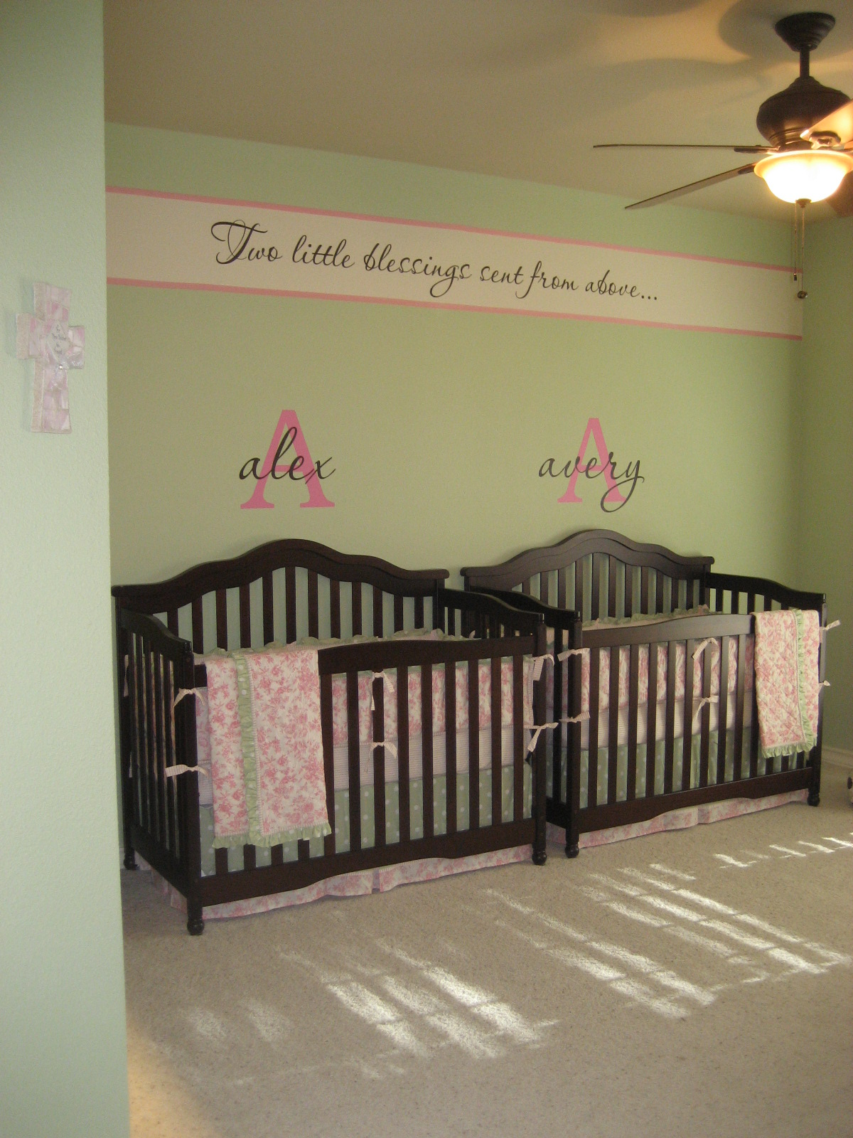 Marvelous Best Baby Cribs Designed In Twins Model For