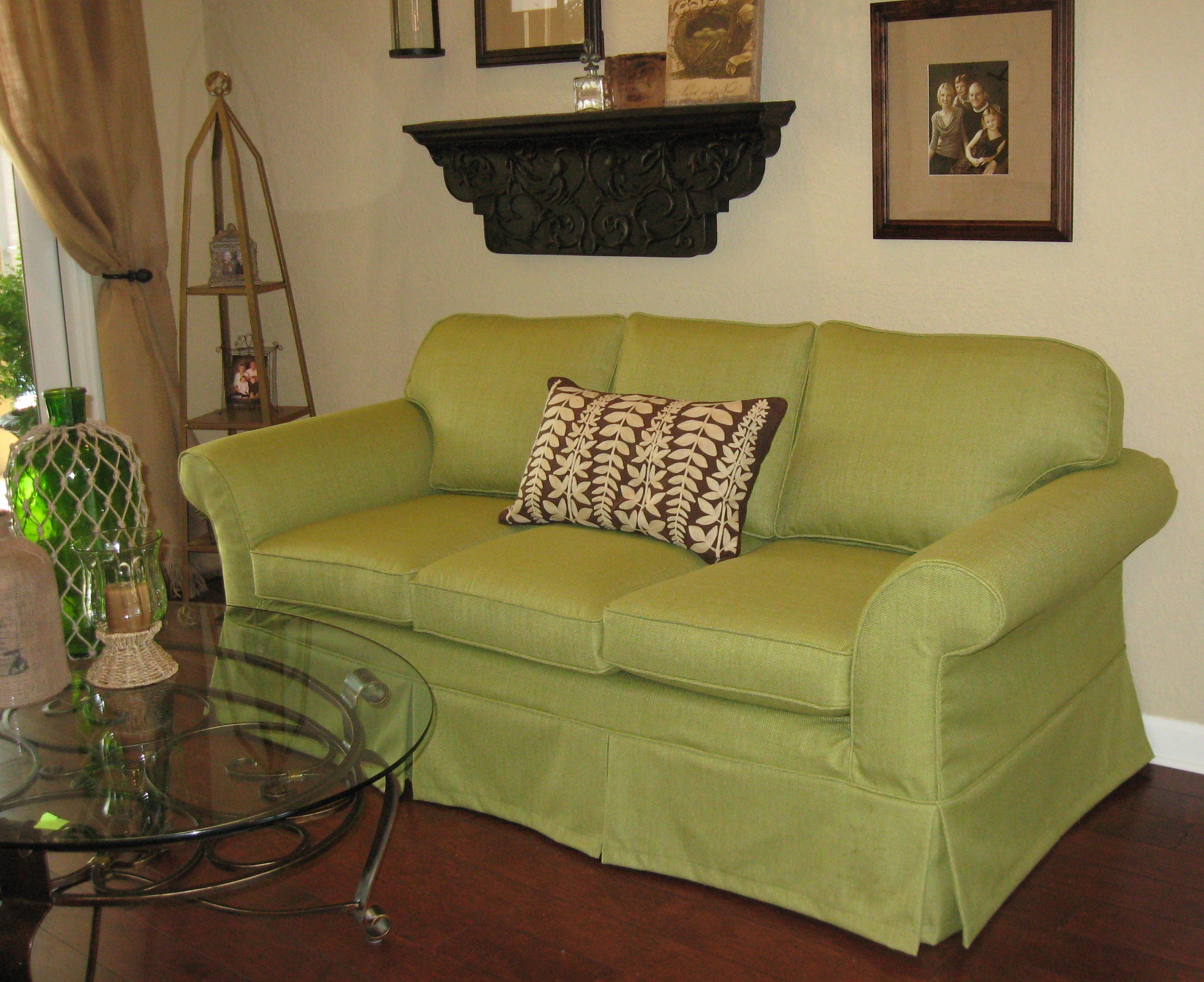 Various Slipcover Sofa Ideas For Your Inspirations Housebeauty