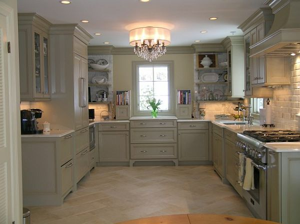 Candid Kitchen Cabinet Design In Luminous Style Housebeauty