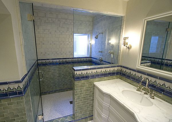 bathroom tile ideas 2014 creative bathroom decor and remodeling housebeauty 16772