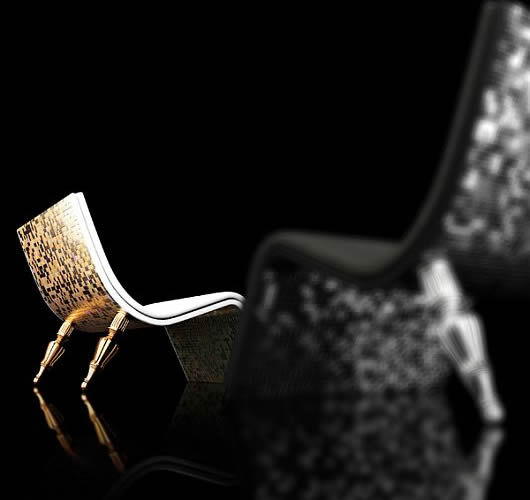 Incredible Luxurious Furniture Collection: La Divine Collection :  HouseBeauty
