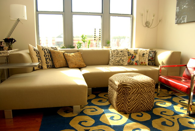 Beautiful Sectional Sofas For Small Spaces And Elegant Interior