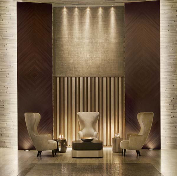 Traditions Interior Design Wichita: Stunning Spa Interior With Touch Of Tradition Turkish Art
