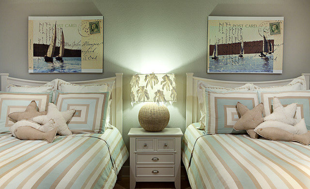 captivating blue bedroom | Captivating Beach Bedroom Ideas with Fancy Furniture ...
