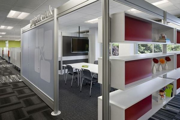 Glorious Modern Office Interior For Comfortable Working