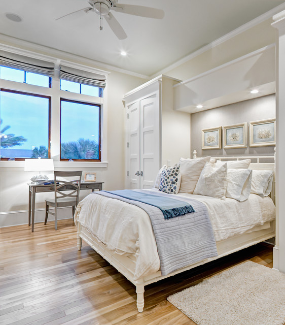 Captivating beach bedroom ideas with fancy furniture - Beach house furniture ideas ...