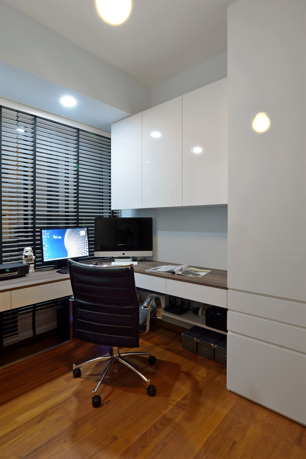 Hdb Study Room Design Ideas: Awesome Minimalist Apartment Design: The Beauty Of