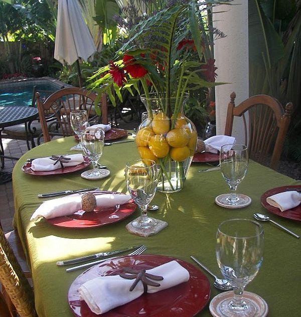 Healthy Decorating Dinner Ideas Use Tasty Food : HouseBeauty