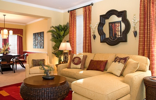 Decorative Wall Mirrors For Living Room Which Makes The