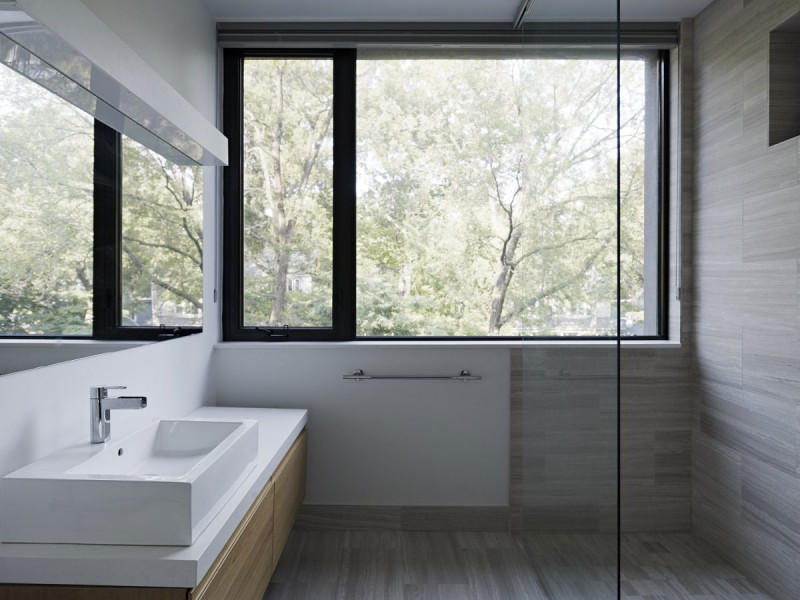 Minimalist Modern Architecture In Cubicle House Design
