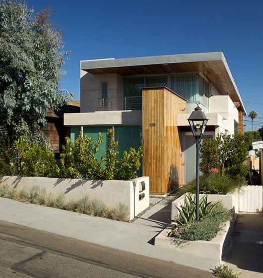 Modern Two Story House Design For Smiling Days Housebeauty