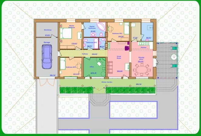 eco friendly floor plans contemporary sustainable home plans inviting nature in the 17452