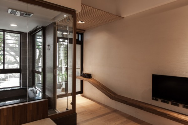 Japanese House Entrance