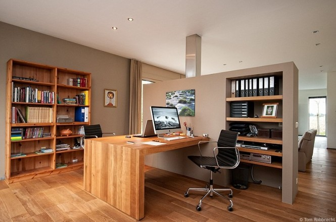 Interior Design Ideas For Home Office: Stunning Cool Workspace Designs For Your Cozy Office Room