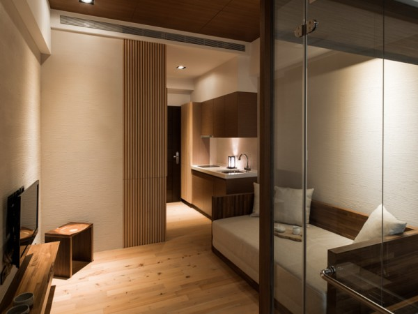 Charming modern japanese house with wooden structure - Interior home design for small houses ...