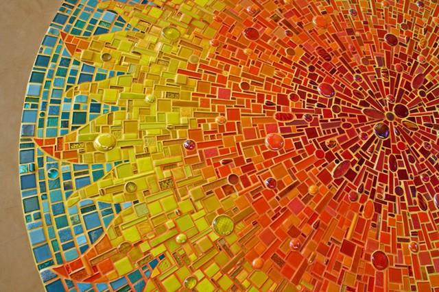Art Décor: Exquisite Mosaic Art Created By Award Winning Artist Sonia